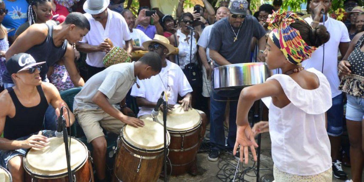 Tocan bomba en Loíza en honor a Modesto Cepeda