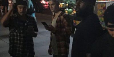 Hasta Justin Bieber se unió a la fiebre en Central Park. Foto:Twitter. Imagen Por: