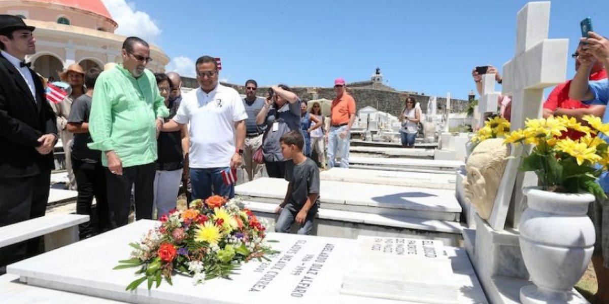 Caguas conmemora 100 años del natalicio de Abelardo Díaz Alfaro