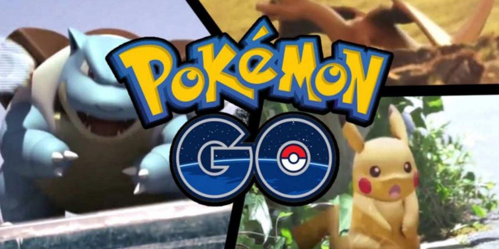 Aún no hay fecha para el lanzamiento en América Latina… Foto:Pokémon Go. Imagen Por: