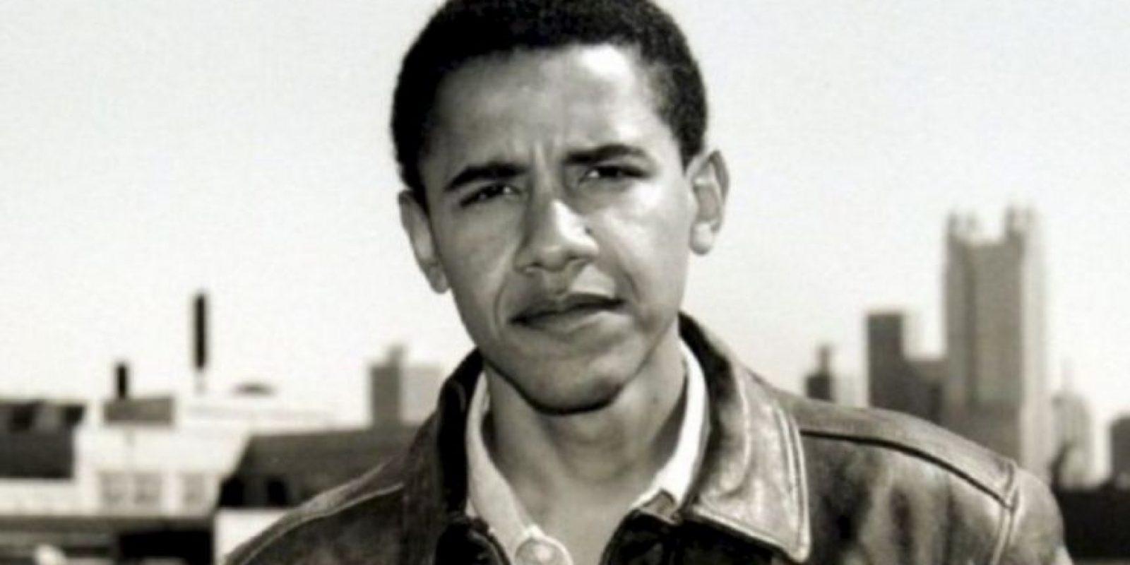 """En 1992 dirigió la organización sin ánimos de lucro """"Project Vote"""". Foto:Facebook.com/BarackObama. Imagen Por:"""