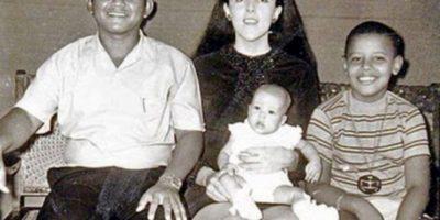 Sus padres se divorciaron cuando él tenía dos años Foto:Facebook.com/BarackObama. Imagen Por:
