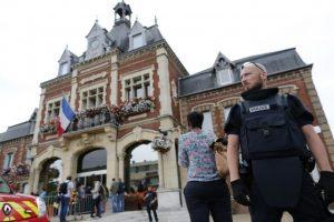 Algo que fue confirmado por el grupo terrorista Foto:AFP. Imagen Por: