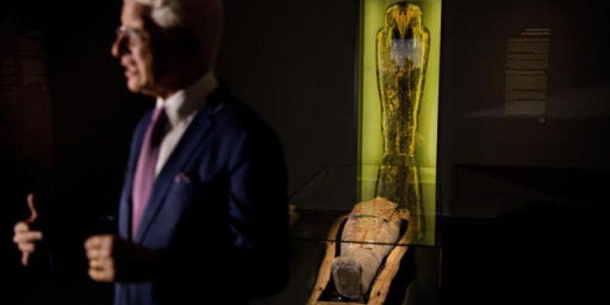 Exhibirán momia que padecía enfermedades