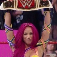 """Sasha Banks venció en el primer Raw de la """"Nueva Era"""" a Charlotte Foto:Vía instagram.com/sashabankswwe. Imagen Por:"""