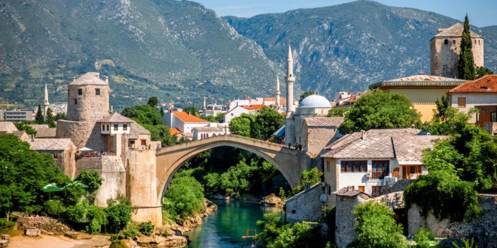 Foto:Bosnia. Imagen Por: