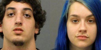 Rashad Deihim y Kailyn Bonia Foto:Policía de Boston. Imagen Por: