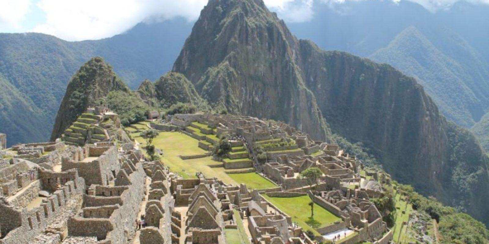 Foto:Machu Picchu. Imagen Por: