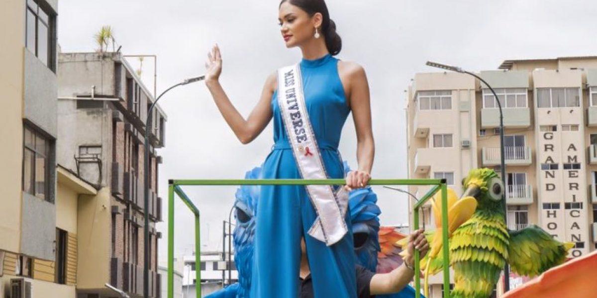 Confirman sede y fecha de Miss Universo 2016
