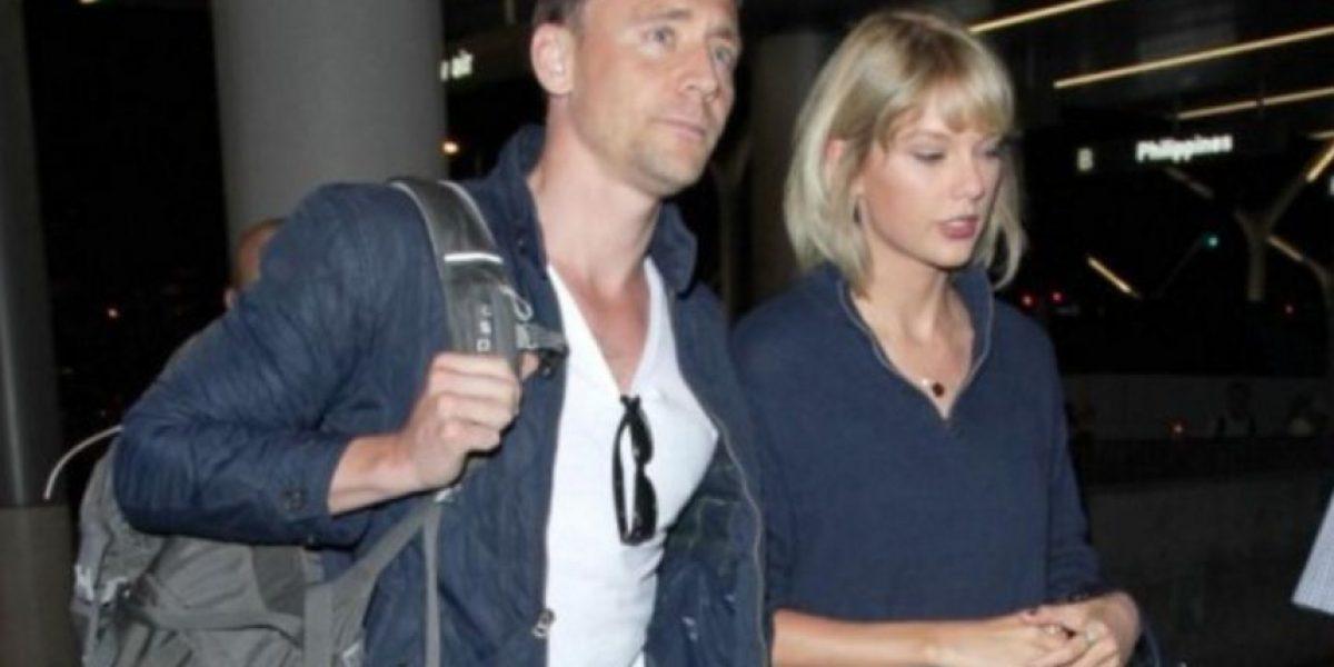 Reconocen trasero del novio de Taylor Swift