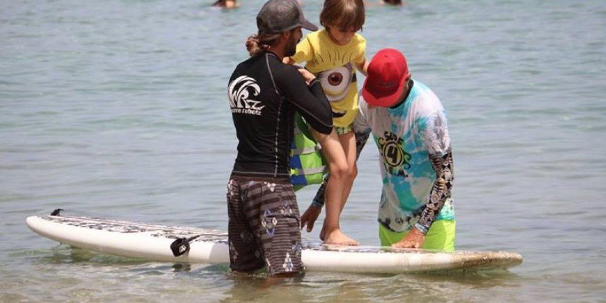Investigarán efecto de integrar el surf en terapias psicológicas