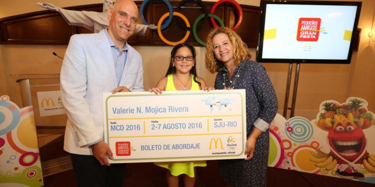 McDonald's llevará a 100 niños a participar de ceremonia de apertura de Rio 2016