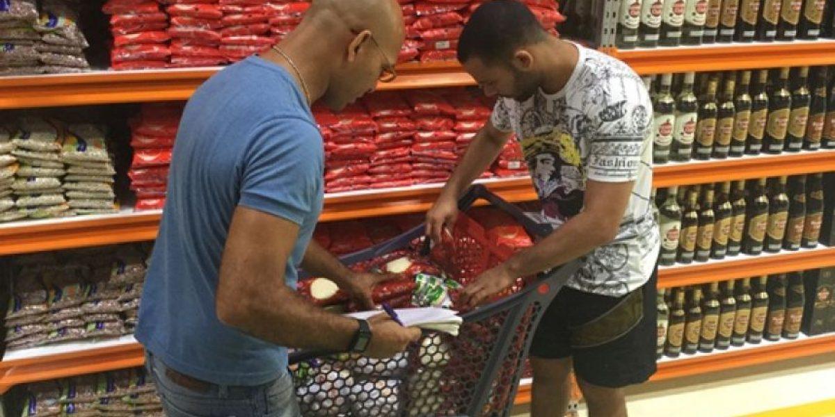 Cuba estrenan supermercado minorista