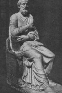 Luego, San Hipólito vaticinó que Jesús retornaría para el año 500. Escribió todo 300 años antes. Foto:vía Wikipedia. Imagen Por: