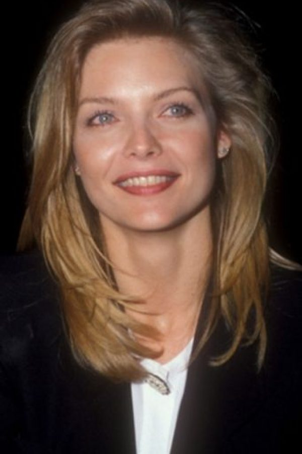 Michelle Pfeiffer ya era perfecta. Foto: vía Getty Images. Imagen Por: