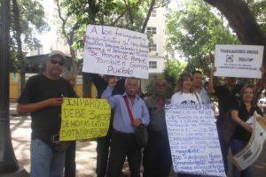 Trabajadores de los zoológicos denuncian no tener las condiciones laborales adecuadas Foto:Facebook.com/marlene.sifontesguevara. Imagen Por: