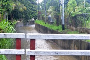Quebradas en Villa Nevares, San Juan. Foto:Dennis Jones/ Metro PR. Imagen Por: