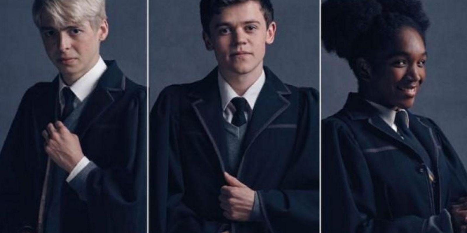 Los protagonistas de la nueva obra de Harry Potter. Foto:London Palace Theatre. Imagen Por: