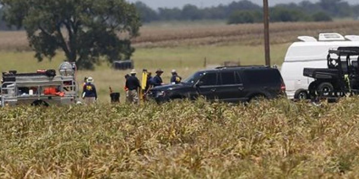 Piloto de globo de caído Texas, detenido por manejo en 2000