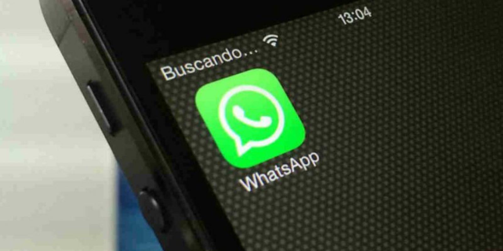WhatsApp ya cuenta con un billón de usuarios activos. Foto:Getty Images. Imagen Por: