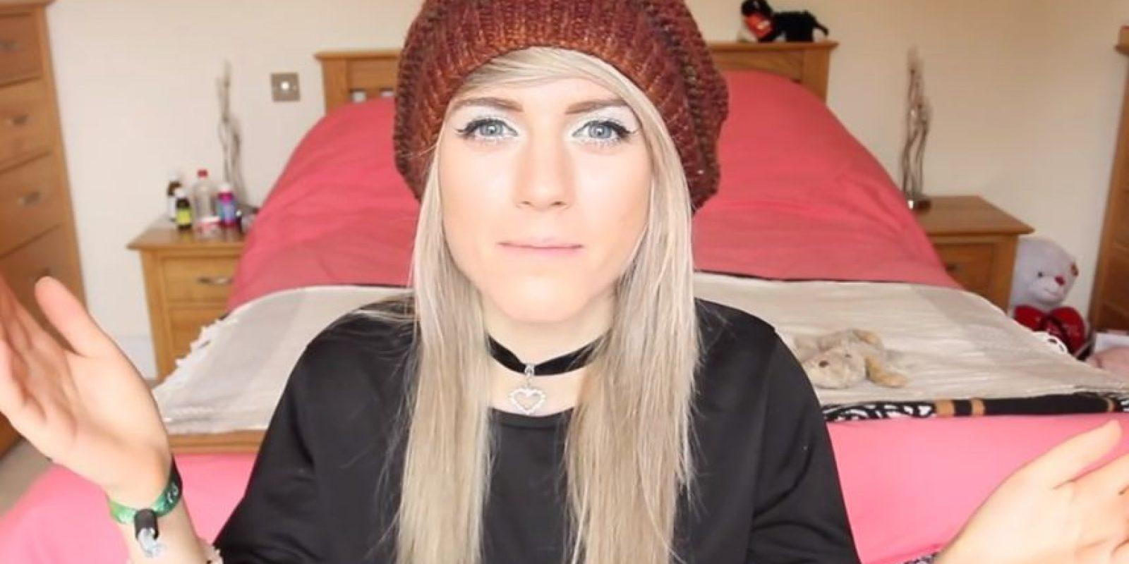Marina Joyce Foto:Youtube. Imagen Por: