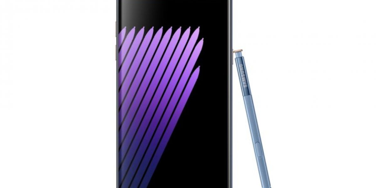 Revelan el nuevo Galaxy Note 7