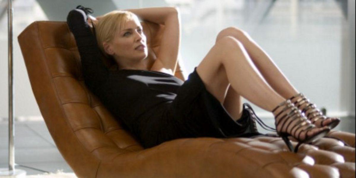 Así luce Sharon Stone sin maquillaje y en bikini a los 58 años