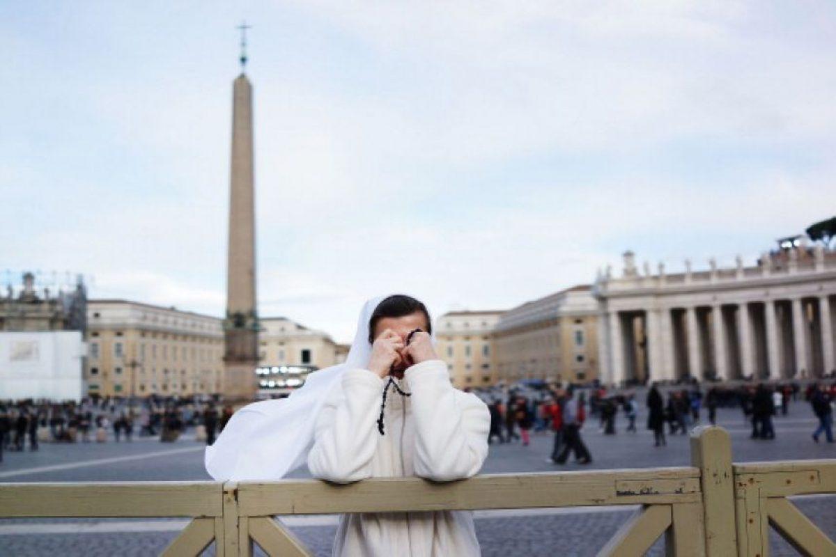 """""""No se puede entender una Iglesia sin mujeres activas, que vayan adelante"""" Foto:Getty Images. Imagen Por:"""