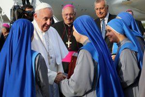 """""""Hay que hacer una profunda Teología de la mujer"""" Foto:Getty Images. Imagen Por:"""