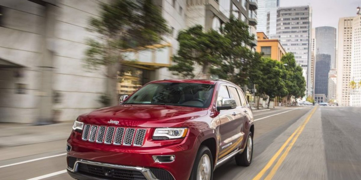 AutoPacific reconoce a Jeep® Grand Cherokee y Dodge Challenger