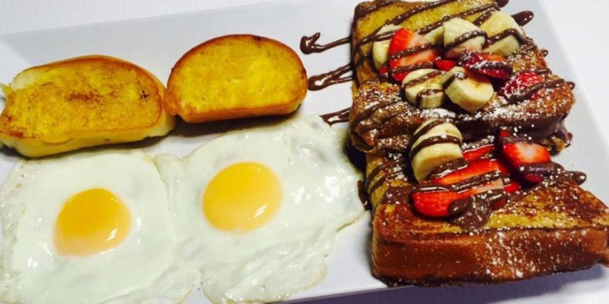 Diez lugares para desayunar sabroso, en la zona metro