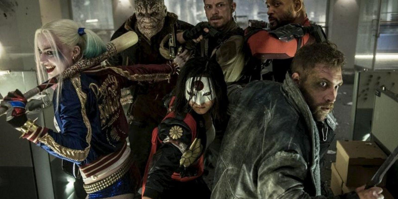 Foto:DC Comics. Imagen Por: