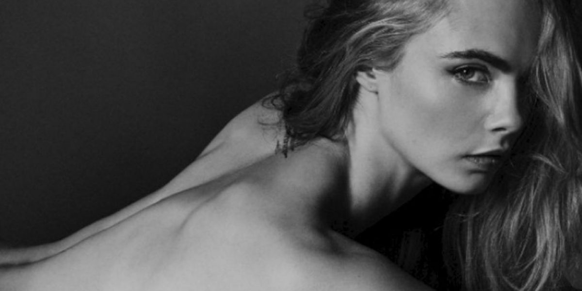 Cara Delevingne se desnuda y revela cómo perdió la virginidad