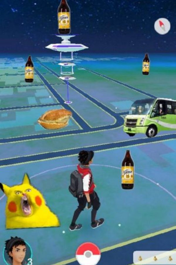 Cervezas y un triste sistema de transporte. Foto:vía Twitter. Imagen Por: