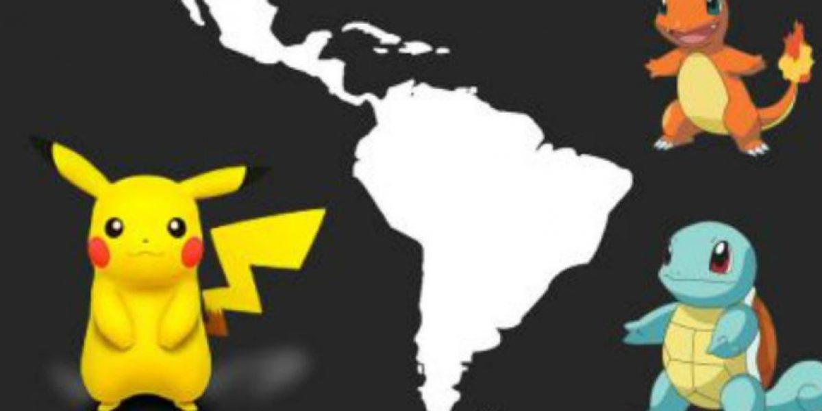 Pokémon Go llega a Latinoamérica
