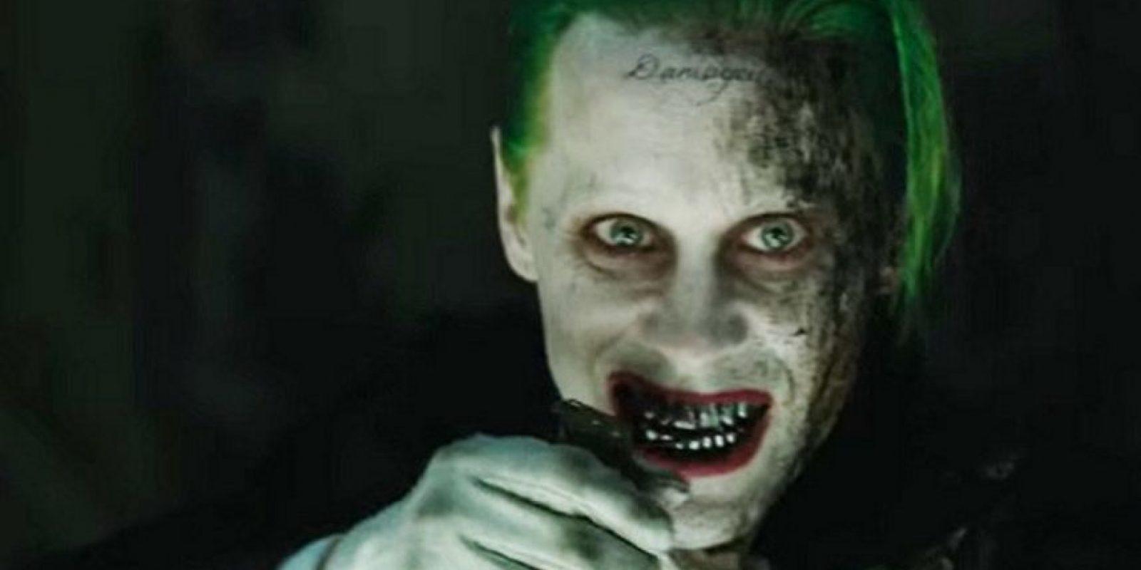 """Jared Leto ha dicho que no ha leído comentarios, pues sería como """"comerse su propio vómito"""". Foto:vía Warner Brothers. Imagen Por:"""