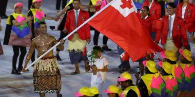 Pita Taufatofua de Tonga Foto:Getty Images. Imagen Por:
