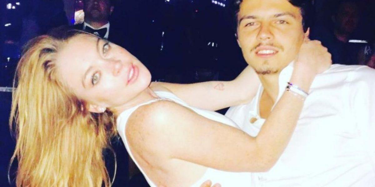 Así reaccionó el exnovio de Lindsay Lohan después del escándalo