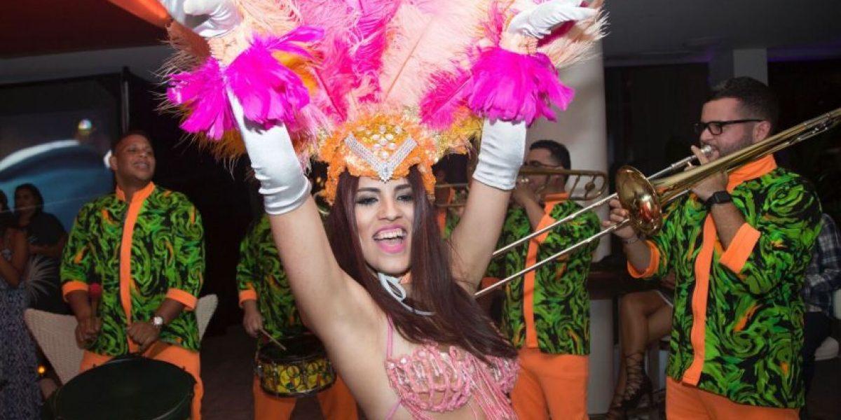 Cachaça 51 celebra al estilo de Brasil