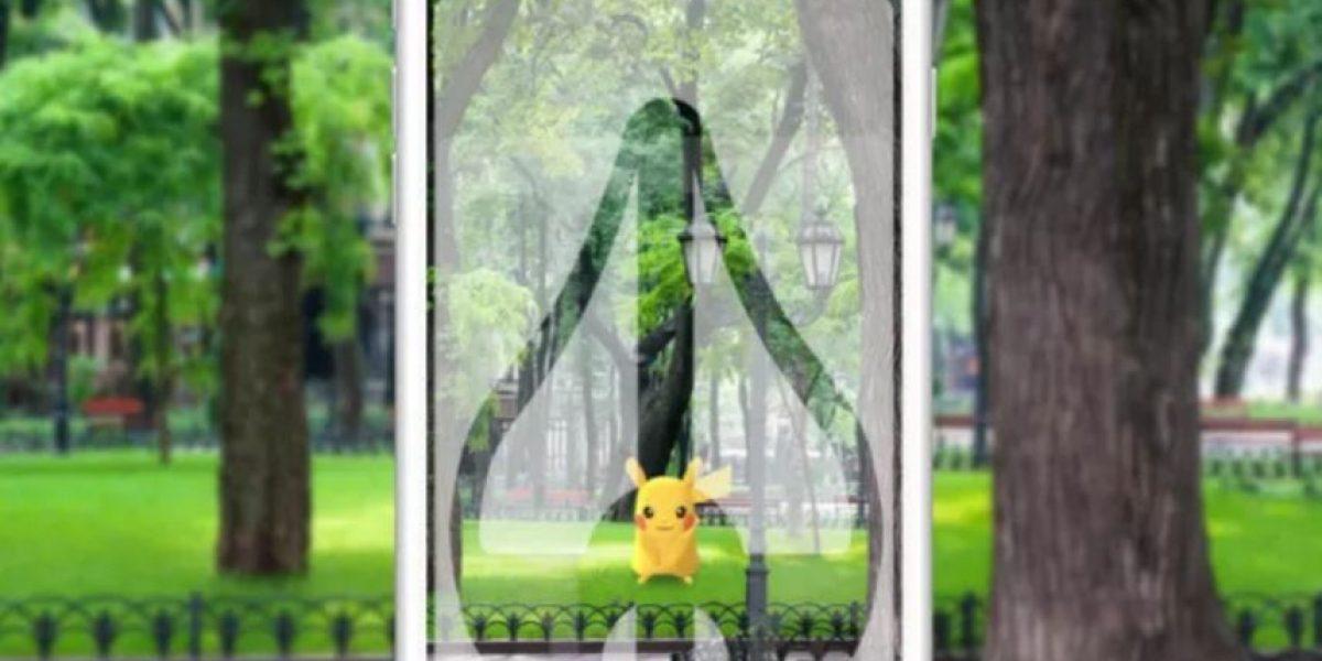 Protector de pantalla evita gastar pokebolas en Pokémon Go