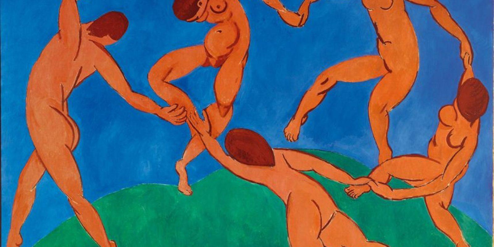Henri Matisse – Dance – 1910. Imagen Por: