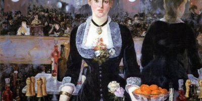 Édouard Manet – A Bar at the Folies-Bergère – 1882. Imagen Por: