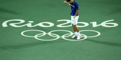 8. Novak Djokovic también cayó en la primera fase ante Juan Martín del Potro Foto:Getty Images. Imagen Por: