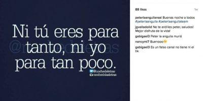 Foto:Instagram. Imagen Por: