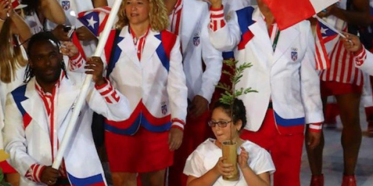 Lotería dedica billete a delegación olímpica de P.R.