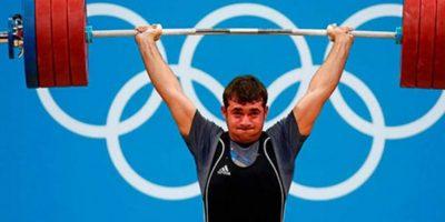 Saeid Mohammadpourkarkaragh – Atleta iraní de apellido impronunciable. Foto:Getty Images. Imagen Por: