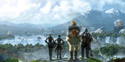 Final Fantasy XIV. Imagen Por: