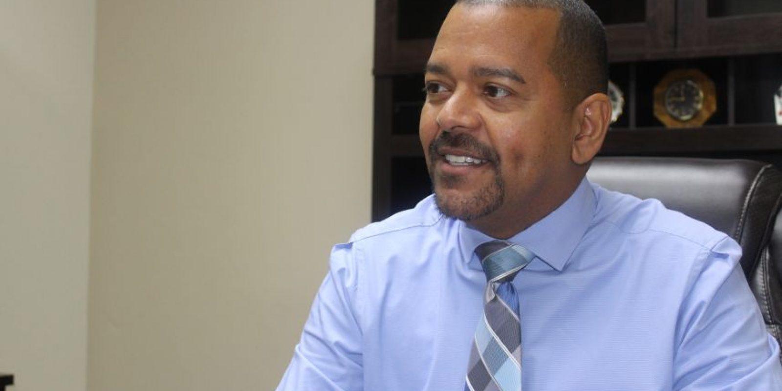 El doctor Juan Carlos Soto, presidente del Colegio de Profesionales de la Enfermería de Puerto Rico, en entrevista con Metro. Foto:David Cordero Mercado. Imagen Por: