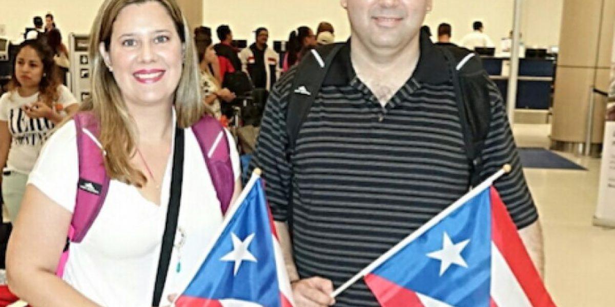 Carlos Arroyo sorprende a pareja antes de su salida a Río