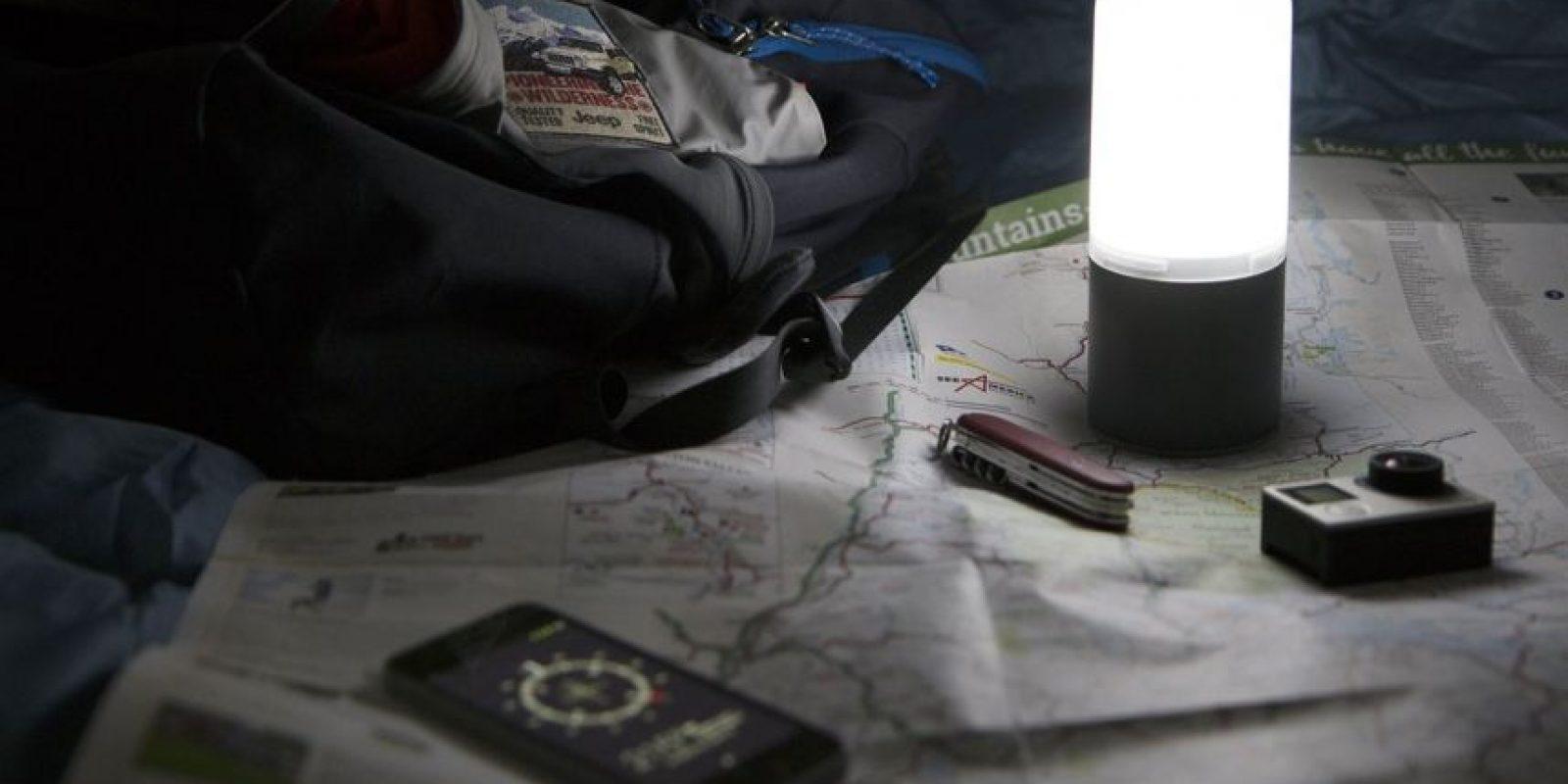 Pueden recargar la batería de hasta tres diferentes dispositivos Foto:Enomad. Imagen Por: